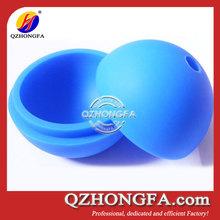molde de la bola de hielo del silicón