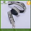Factory direct sale lanyards wholesale/fashional hot sale glitter printing lanyard