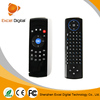 New Smart Wireless air mouse double keyboard air mouse keyboard for tv samsung