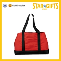 China Suppliers Wholesale Custom Logo Printed Shoulder Canvas Bag
