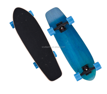 27inch Top North East Chinese Maple Complete Fish Wood Skateboard for cruising