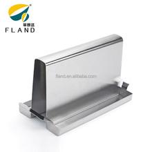 2015 nuevo diseño de acero inoxidable barbacoa tocino estante, asar estante