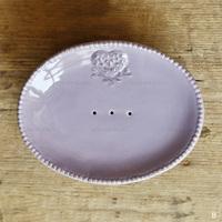 85% off юбилей / американский страна / французской сельской местности / твердых рельеф / Тусон женщины любят цветные керамические мыльницы 2