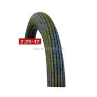 Motorcycle tire with high quality, 2.25-17 motorcycle rim tire