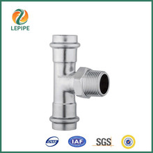 High pressure 304 stainless steel pipe fitting