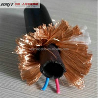 Hot sale in Turkey 25mm2 35mm2 mig welding torch cable