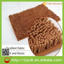 microfiber chenille soft cheap long hair carpet