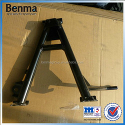 Chinese motorcycle parts export ,YMH YBR125 motorcycle middle support/double support