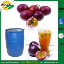 Natural passion fruit concentrate juice with good price