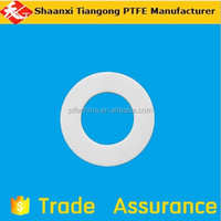 PTFE washer PTFE gasket,rubber o-ring flat washers\/gaskets,white gasket