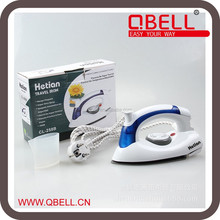 Electric mini foldable handle travel steam Iron for travel
