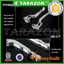 Aluminum Brake Clutch Lever for Cafe Racer from Tarazon