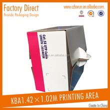 Luxury printing advertising brochures samples