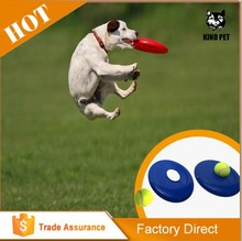 2015 New Pet Production Dog Chew Disc Flying Professional Exercise Dog Disc Toys