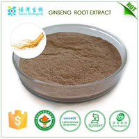 Natural Chinese Herb promoting physical endurance korean ginseng extract