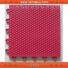 Waterproof PP Interlocking Removable Floor Tiles