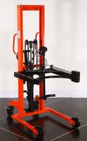 Manual Hydraulic Oil Drum Stacker--NBF35