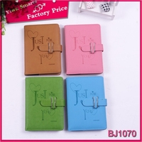 Stationery Wholesale From China Just For You Buckle Color Pages Yiwu Notebook Factory