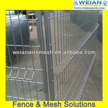 Australia or Canada high standard Galvanized / PVC coted Temporary Fence/Mobile Fencing /Portable Fencing(ISO9001,Factory)