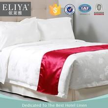 ELIYA specialized in the hotel bedding sheet set luxury bed linen 5 star