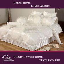 Wedding Cotton 3d Bedding Set/Bridal/ Turkey