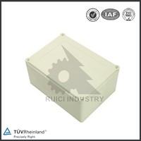 plastic waterproof electrical junction junction box ip65
