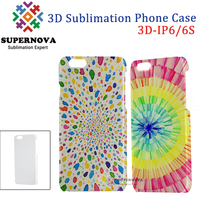 Hot New Products, Sublimation Mobile Phone Cover, Blank Smart Phone Case Cover for iPhone 6/6S, 4.7 inch