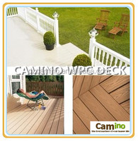 camino outdoor euro click laminate flooring exported to UK
