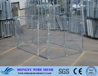 Factory Supplies Garden Buildings all kinds of garden fence gardening dog fence/dog kennel fence panel/cheap fence panels
