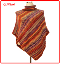 2015 winter fashion hand made crochet pashmina shawl knitted shawl