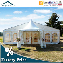 Dubai style 15m*35m party tent or large outdoor gathering shelter
