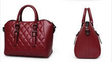 Made in China Western Style Handbags Wholesale Python Pattern Genuine Leather Lady Designer Hand Bag