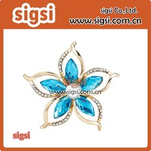 Diamond Pave Angel Wings Brooch wholesale DGLX001