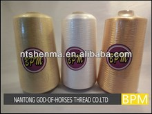 High quality embroidery threads and attractive prices for embroidery machine