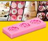 2015 fondant flowers for cakes,artificial flower mold,gum paste flowers