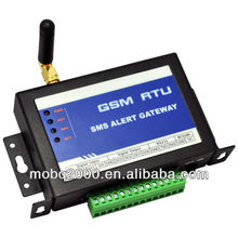GSM Wireless Remote Switch SMS Remote Controller, GSM RTU SMS Controller