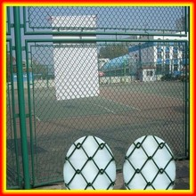 Playground Chain Link Fence For Sale / Chain Link Fence Factory Price / Chain Link Fence