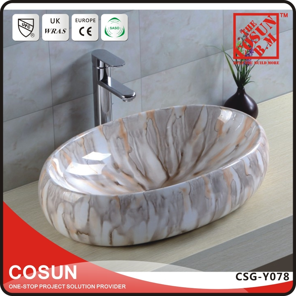 Colored Bathroom Vessel Sink Porcelain Sinks Buy Colored