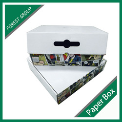 Professional packaging cloth paper box for wholesales