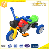 Shantou high quality safe three wheels charging kids electric motorcycle