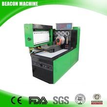 On promotion 12PSB flow sensor diesel fuel pump test bench with CE