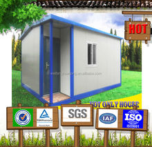 2015 cheap mobile living 40 ft container for sale