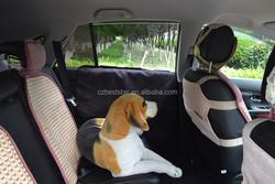 Suede car door covers
