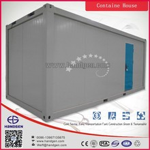 High quality folding prefabricated houses container with bathroom