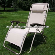 Back Adjusted Metal Recliner Chair,Relaxing Chair,Living Room Chair