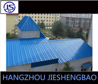 Long Service Time Prepainted PPGI Corrugated Steel Roofing Sheets