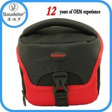 New arrival waterproof digital camera bag for girl slr camera bag