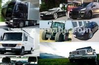 used cars, transporter, buses and trucks from germany