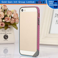 New Dual Color TPU Frame Bumper Shell Case Cover For iPhone 5