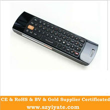 2.4GHz Mini wireless Keyboard Fly air Mouse IR remote control Mele F10 keyboard mouse
